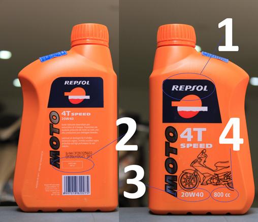 Điều gì khiến repsol là loại nhớt phù hợp cho xe máy của bạn - 2