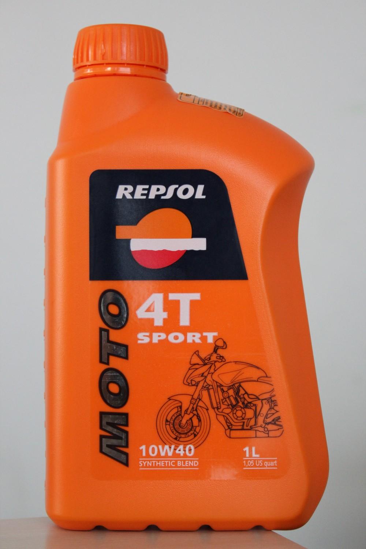 Repsol moto sport 4t 1l - 1