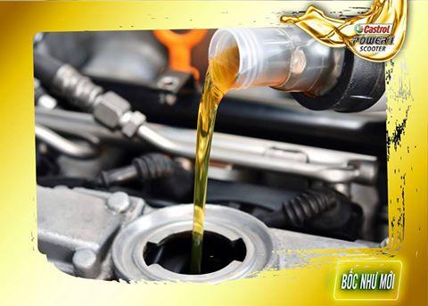 Sử dụng đúng dầu nhớt tốt cho xe ga - 2