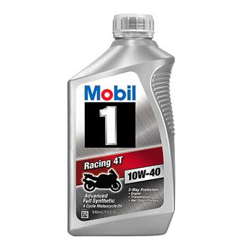 Mobil 1 racing 4t 1l - 1