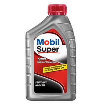 Mobil super 5000 10w40 - 1