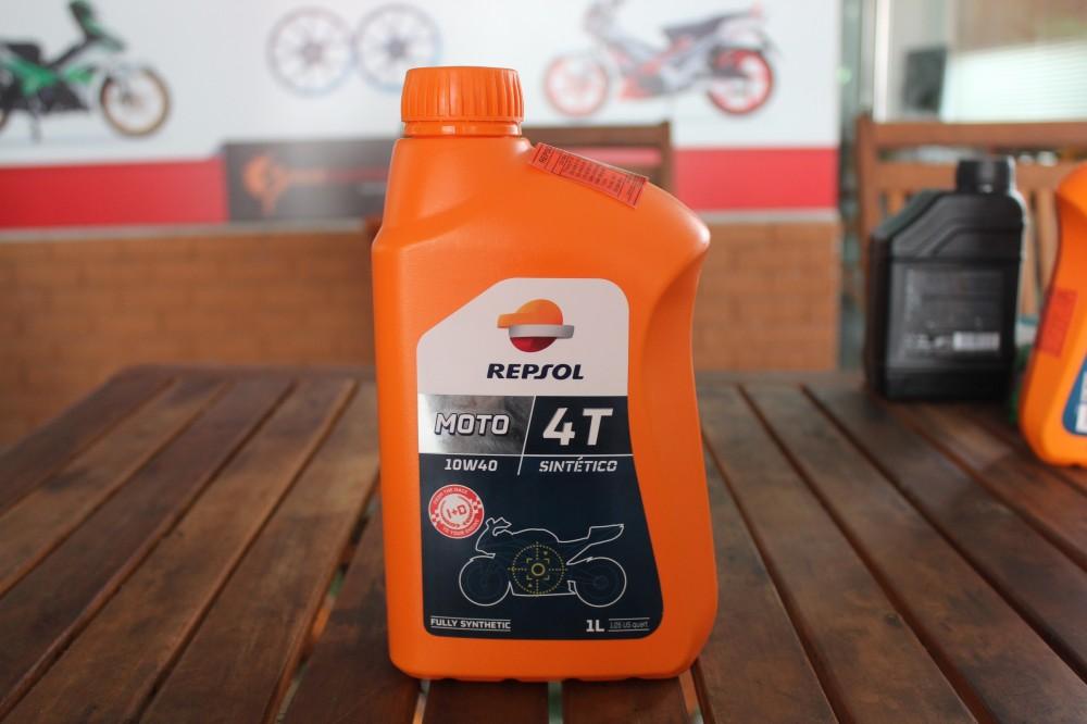 Repsol moto sintetico 4t - 1