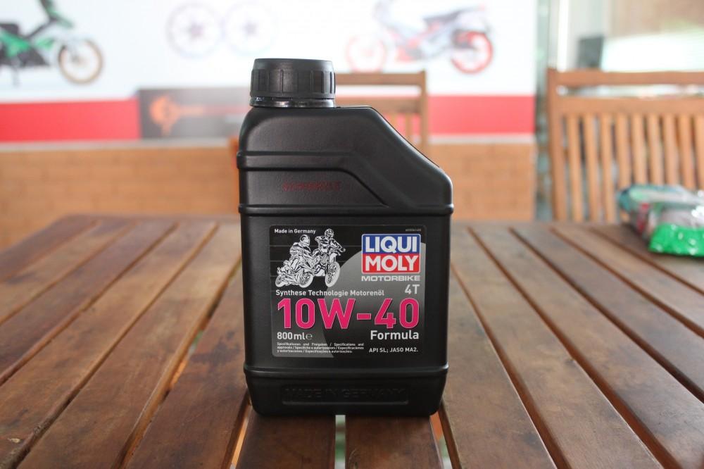 Liqui motorbike 10w40 formula 08l - 1