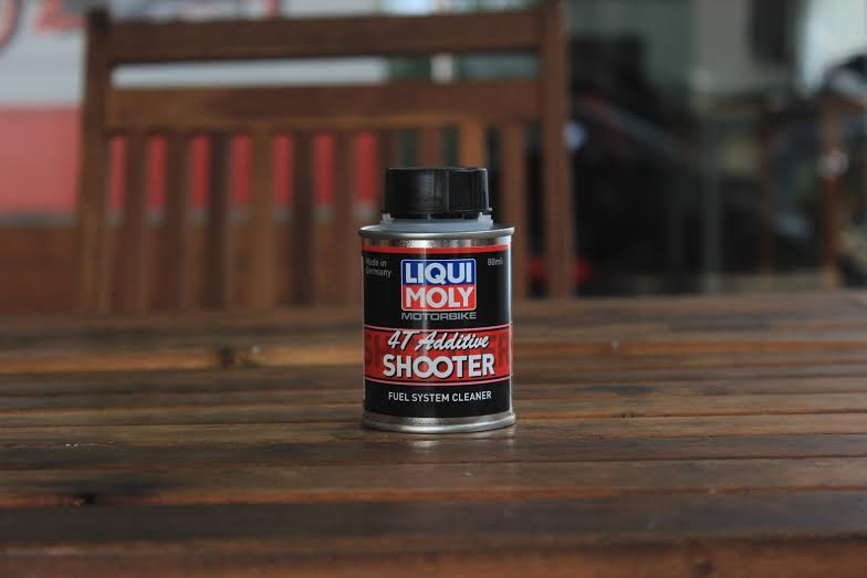 Liqui moly 4t additive shooter - 1