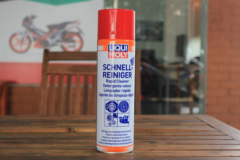 Liquy moly schnell reiniger - 1