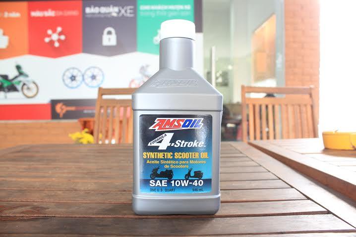 Giới thiệu sản phẩm nhớt amsoil tại việt nam - 6