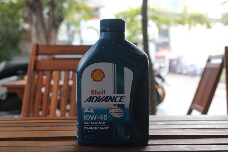 Giới thiệu nhớt shell advance ax7 nhập khẩu từ hà lan - 7