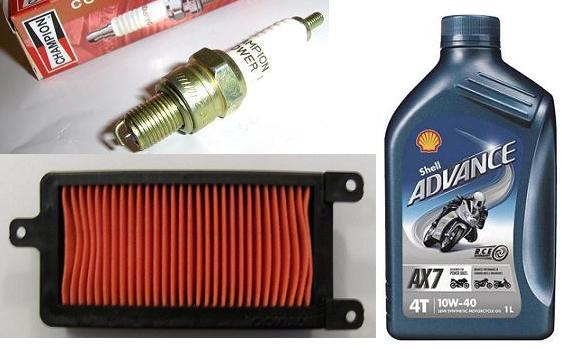 Giới thiệu nhớt shell advance ax7 nhập khẩu từ hà lan - 1