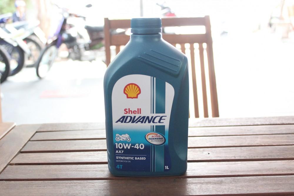 Giới thiệu nhớt shell advance ax7 nhập khẩu từ hà lan - 4