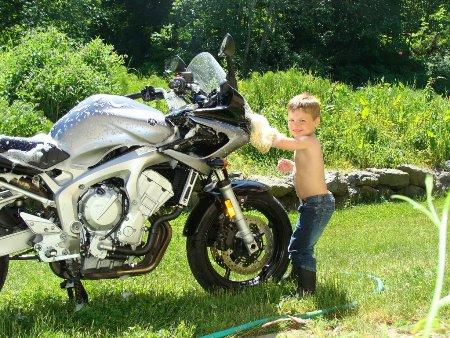 Bạn đã bảo dưỡng xe máy của mình đúng cách - 2