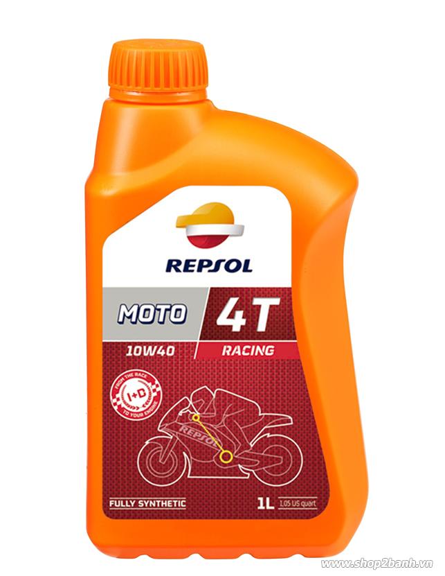 Repsol moto racing 10w40 4t  - 1