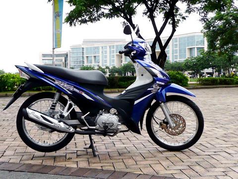 Nhớt  liqui 10w40 formula giá rẻ cho xe suzuki viva - 1