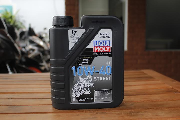 Thay dầu nhớt đúng cho xe axelo - 3