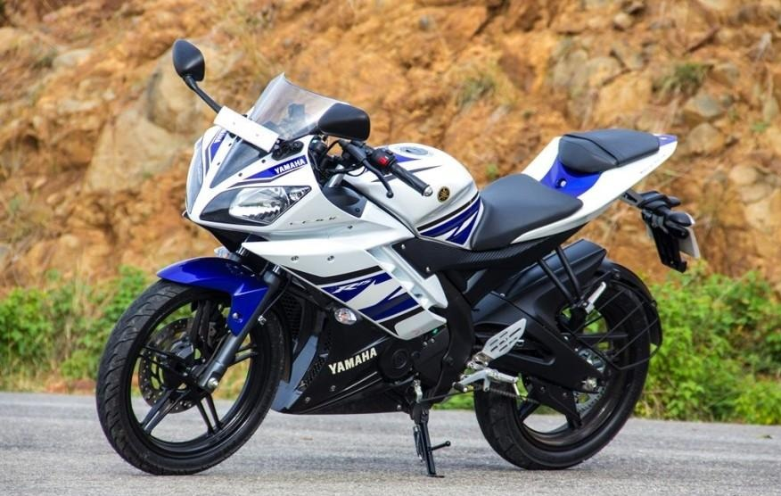 Yamaha r15 thay nhớt nào tốt - 1