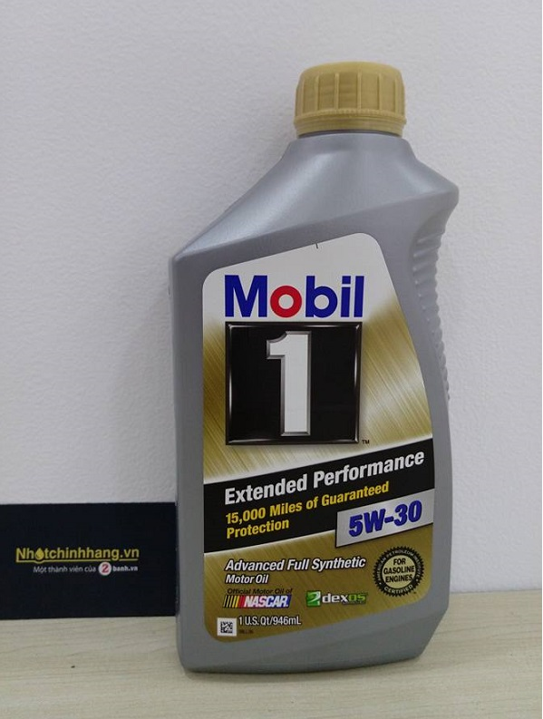 Mobil 1 gold 5w30 - 1