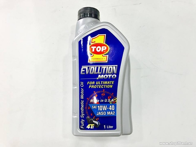 Top 1 evolution 10w40 1l  - 1