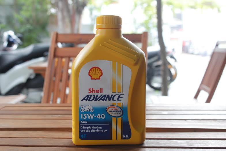 Shell advance và những điều cần biết về dầu nhớt xe máy - 4