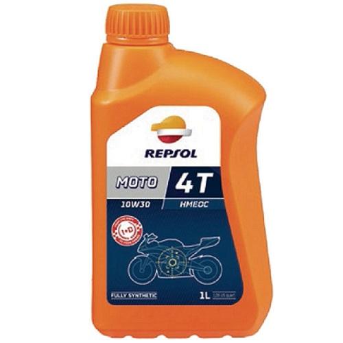 Repsol dầu nhớt cho nhà vô địch - 4