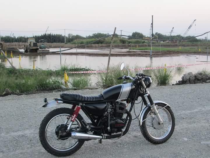 Honda gl 125 nên thay loại nhớt nào - 2
