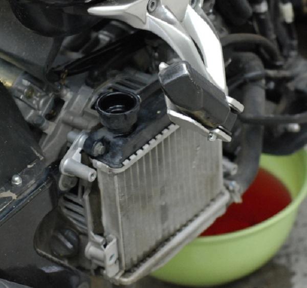 Nước làm mát xe máy cứu tinh trong mùa nóng - 4