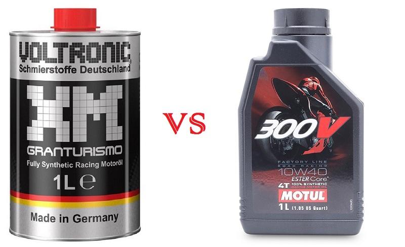 So sánh nhớt voltronic xm với nhớt motul 300v - 3