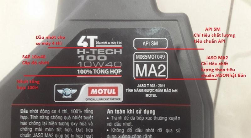 Những điều cần lưu ý khi thay nhớt xe máy - 6