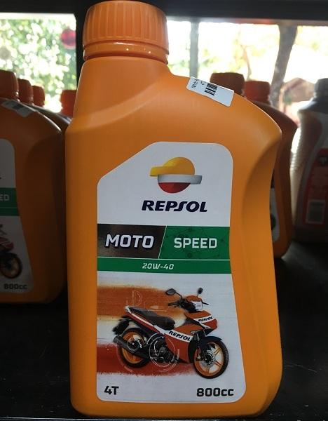 Repsol moto speed 4t 08l  - 1