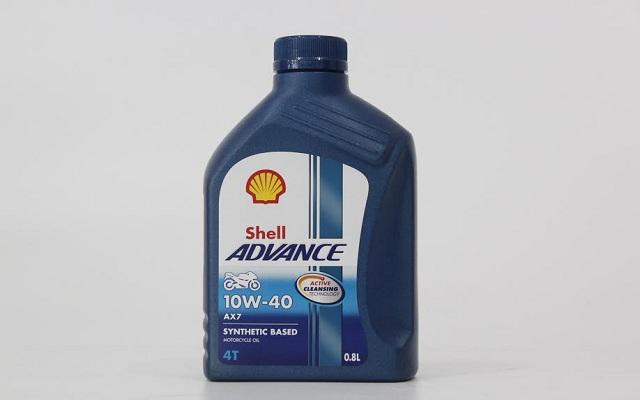 Thay nhớt shell advance cho honda wave rsx 2019 có tốt không - 3