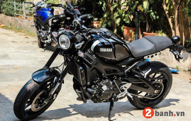 Yamaha xsr900 2019 thay nhớt liqui moly có tốt không - 1
