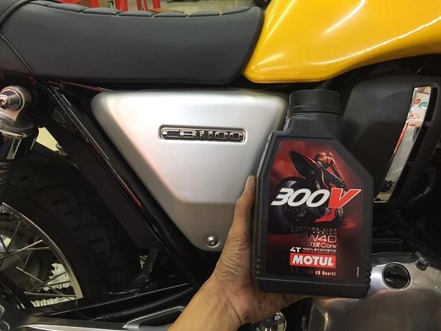 Một số loại nhớt tốt dành cho xe moto phân khối lớn - 4