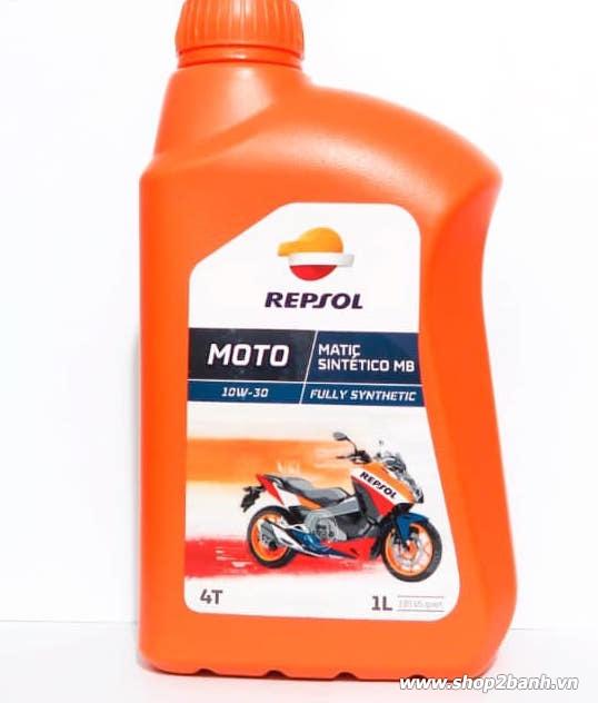 Repsol matic sintetico 4t 10w30 - 1