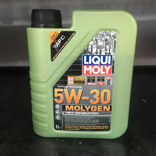 Liqui moly molygen 5w30 1l - 1
