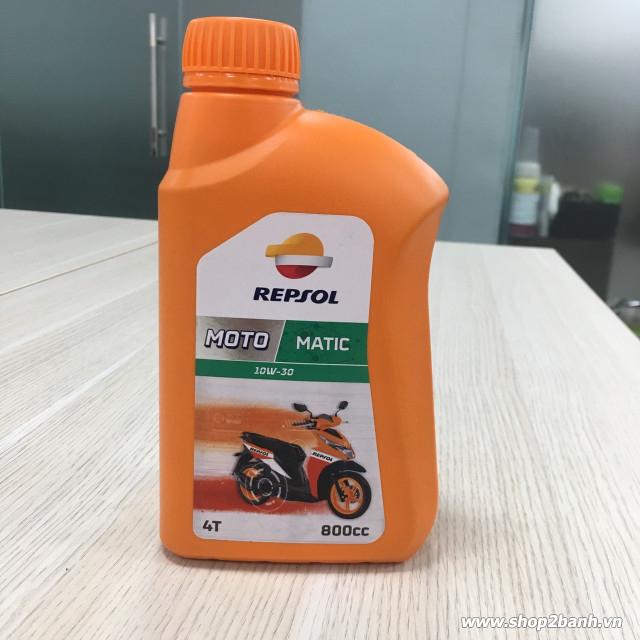 Repsol moto matic 4t - 1