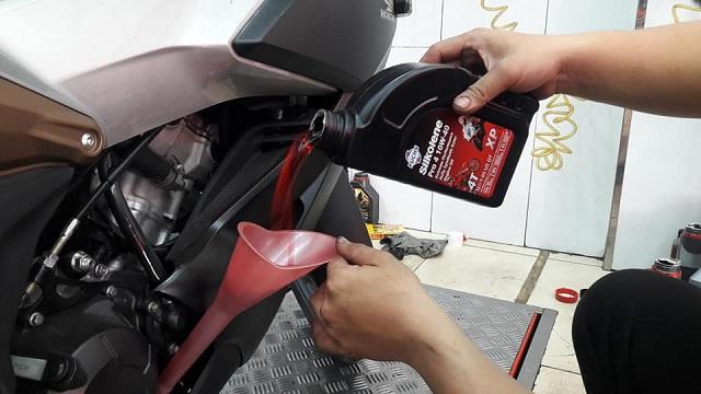 Tư vấn chọn nhớt xe máy tốt nhất cho honda winner x 2020 - 5