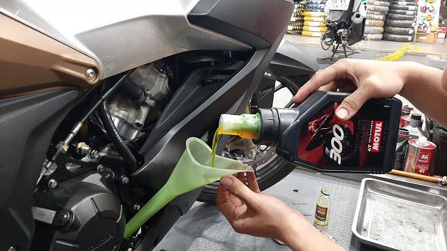 Tư vấn chọn nhớt xe máy tốt nhất cho honda winner x 2020 - 3