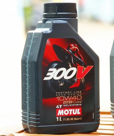 Motul 300v factory line 10w40 1l - 1