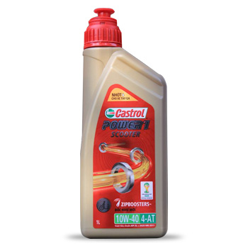 Castrol Power 1 Scooter 1 L