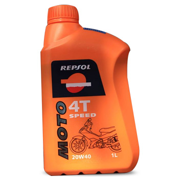 Repsol Moto Speed 4T 1L