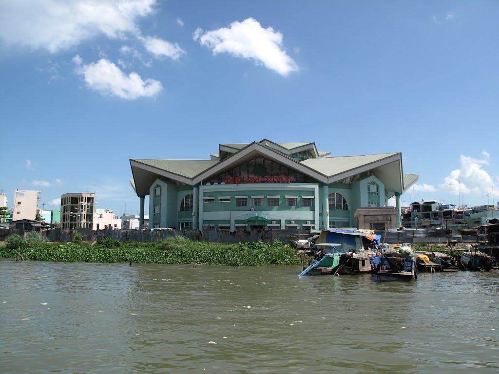Bán nhớt Voltronic giá rẻ tại Long Xuyên