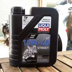 Liqui Moly Motorbike Street 4T 10W40