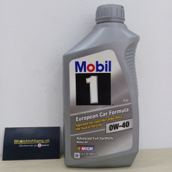 Mobil 1 0W40 Synthetic