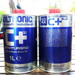Nhớt Voltronic Granturismo C+ Blue