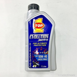 Top 1 Evolution 10W40 1L
