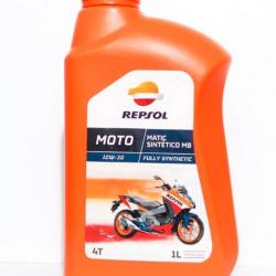 Repsol Matic Sintetico 4T 10W30