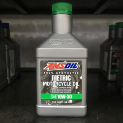 Amsoil 10W30 Synthetic Metric