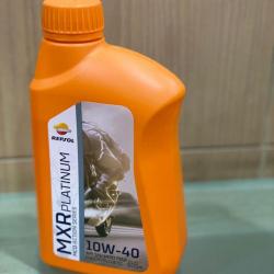 Nhớt Repsol MXR Platium 10W40 0.8L