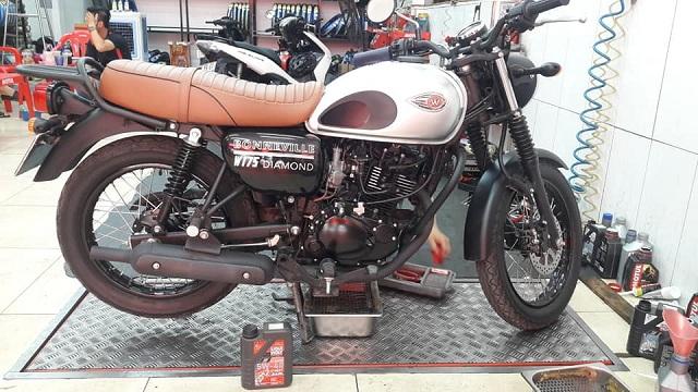 Đánh giá nhớt Liqui Moly Motorbike Synth 4T 5W40 cho xe Moto, PKL
