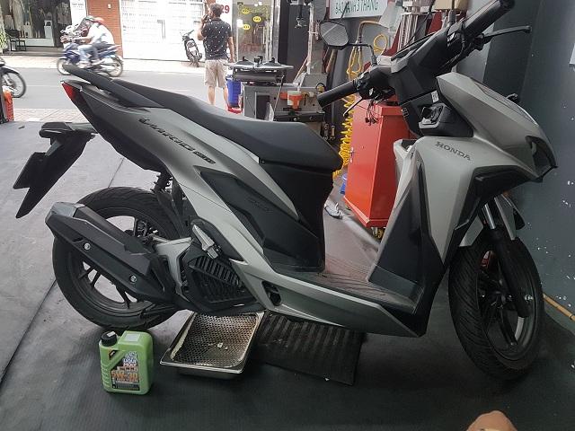 Honda Vario thay nhớt Liqui Moly Molygen 5W30 có tốt không?