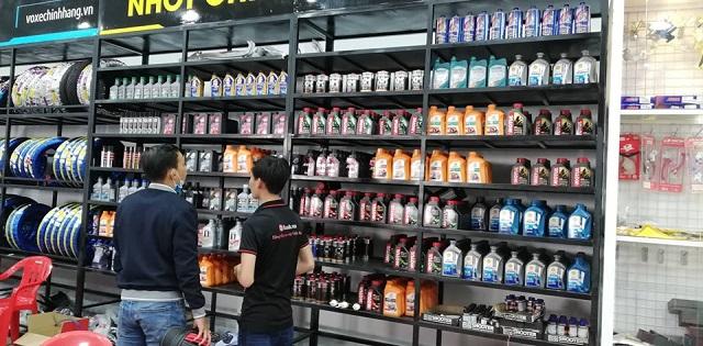 Tại Biên Hòa, Đồng Nai mua nhớt ở đâu là tốt nhất?