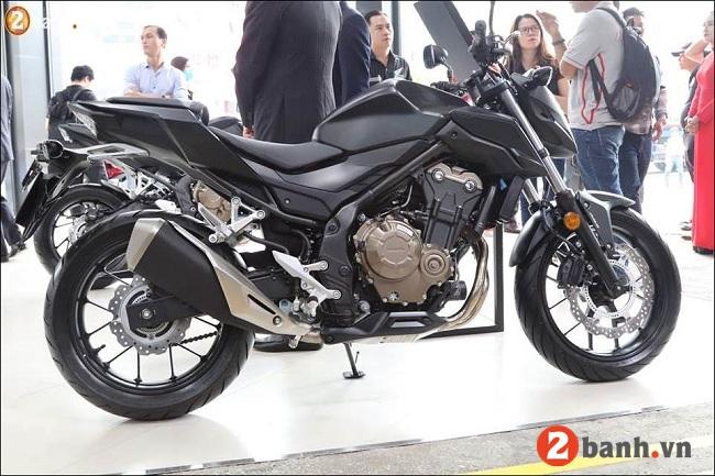 Thay nhớt cho Honda CB500F loại nhớt nào tốt?
